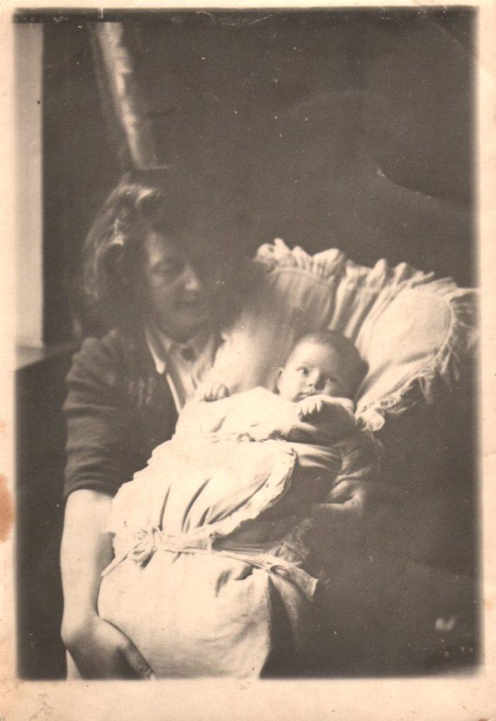 niemowlę 1943